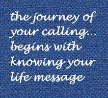 Journey of calling