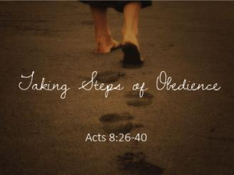 Obedience steps
