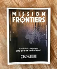 Mission frontiers