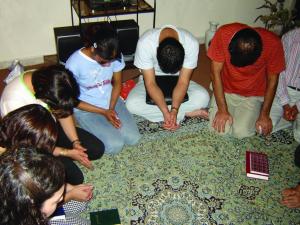 Iran-secret-Christian-Church